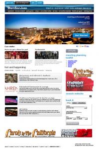 team san jose website screenshot